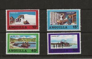 1969 Anguilla Salt Industry MNH Full Set
