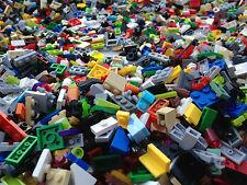 LEGO 1000 NEW Random SMALL Pieces: Cone, Plate, Brick, Tiles, Dots, 1x1, 1x2 Fun