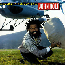 John Holt - Police In Helicopter LP - Greensleeves - NEW COPY - Reggae Classic