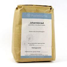 1 kg Johanniskraut in Arzneibuch-Qualität, geschnitten Tee Johanneskraut Kräuter