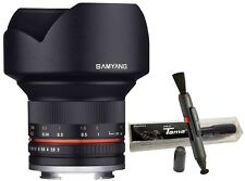 Samyang 12mm F2.0 UMC f/2.0 Ultra Wide Angle Lens for Micro Four Thirds M4/3 MFT