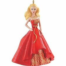 AG Barbie Holiday Ornament, 2014 (06118314)