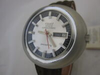 NOS NEW SWISS MADE SUPERAUTOMATIC WATERRESIST CAMY WATCH 1960'