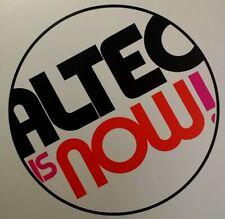 Altec Lansing Sales Catalog Original Rare VHTF  1971 Speakers with Pricelist