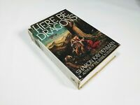 HERE BE DRAGONS By Sharon Kay Penman  1st Edition