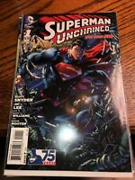 DC 2013 Superman Unchained The New 52 #1 And #2 Scott Snyder, Jim Lee
