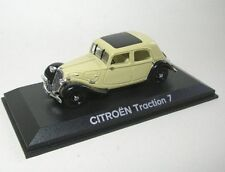 CITROEN traction 7 (beige) 1934