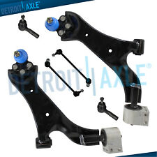 2005-2009 Chevy Equinox Torrent 6pc Lower Control Arm Ball Joint Sway Bar Kit