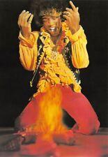 "Postcard, James Marshall "" Jimi "" Hendrix American rock guitarist, singer AJ2"