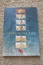 RACKHAM CATALOG CATALOGUE 2005 28 MM FANTASY MINIATURES ENGLISH FRENCH VERY RARE