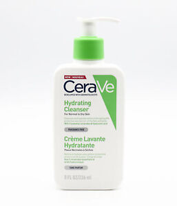 CeraVe Hydrating Cleanser 236ml Normal to Dry Skin NEW Very Marked Bottle