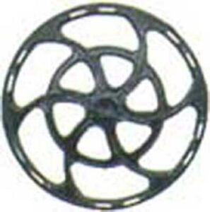 HO Black Equipco Brake Wheels (8) - Kadee #2041 vmf121