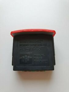 Expansion PAK - Original N64 - NUS-007 PACK - Nintendo 64 - sehr guter Zustand