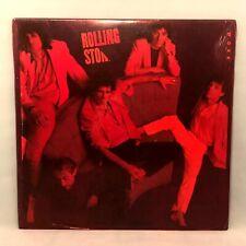 Rolling Stones - Dirty Work - lp, vinyl, EX/EX in red shrink Hard Rock, Blues Ro