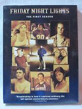 Friday Night Lights - The First Season (DVD, 2007, 5-Disc Set) Sealed