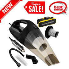 Car Vacuum Portable Handheld Car Vacuum Cleaner With Strong Suction Heavy Duty