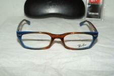 Brand New Authentic Ray-Ban RB 5150 Color 5488 Blue/Brown Size 50-19mm & Case!