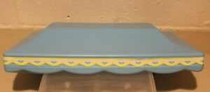 Vintage Little Tikes Party Kitchen Replacement Parts Blue Top Roof RARE VHTF