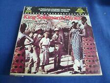 King Solomon's Mines - Selected Scenes Super 8mm Colour Sound Film - Boxed