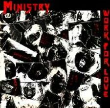 """Ministry Work For Love 2 mixes Rare German 12"""""""