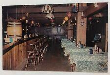 Vintage Postcard 'Beer Palace' Catawba Island Entrance on Route 163
