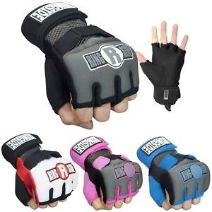 New Ringside Gel Boxing GELHW2 MMA Quick Handwraps Hand Wrap Wraps