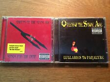 Queens Of The Stone Age [2 CD Alben] Songs for the Deaf + Lullabies to Paralyze