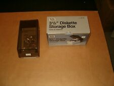 "Radio Shack 26-140 3.5"" Diskette Storage Box"