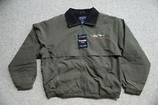 PORT AUTHORITY XL CHUCK OLDER OLIVE FLYING TIGER AVG P-40 WWII