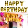"""13x 16"""" Alles Gute Zum Geburtstag Ballon Happy Birthday Buchstaben Folienballon"""