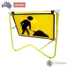 ISGM,NBN,Telstra,Traffic Control, Logo of Man at Work road sign(900mmx1200mm)