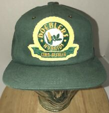 Vintage DOEBLER'S HYBRIDS Corn-Alfalfa 80s Hat Cap Snapback USA Made K-Products