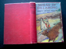 MARY GRANT BRUCE BOOK HB NORAH OF BILLABONG