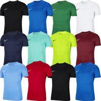Mens Nike T Shirt TShirt Park VII Football T-Shirts Tee Crew Tops Jersey Size