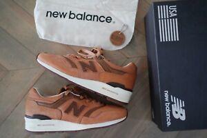 New Balance 997 BTS Horween Kith Concepts 991 998 993 ALD Bodega Solebox Hanon