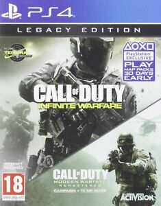 Call Of Duty: Infinite Warfare - Legacy Edition & Terminal Bonus Map