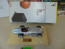 Polistil 1/16 Scale Diecast Model Car - Mercedes Benz RW 196 NOS NEW OVP