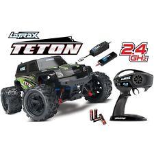 Traxxas LaTrax Teton 1/18 4WD Elektro Monster 2.4 GHz RTR Akku/Ladegerät 76054-1
