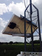 Solar Panel Bracket Solar Mounting 45 degree Side Of Pole Mount SOP