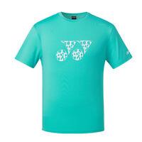 YONEX 21 S/S Men's Round T-Shirts Badminton Apparel Clothing Mint NWT 219TR001M
