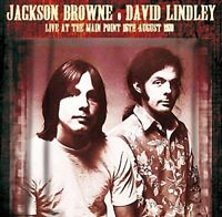 Jackson Browne, David Lindley ‎– Live At The Main Point 15 August 1973 (CD)  NEW