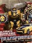 Transformers revenge of the fallen ultimate bumblebee battle NEW Factory Sealed