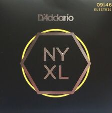 D'Addario NYXL0946 NY XL 9-46 Electric Guitar Strings NEW NYXL Free US Ship!