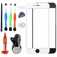 For iPhone 8 Plus 7 Plus Front Glass Lens Screen Replacement Repair Tools Kit