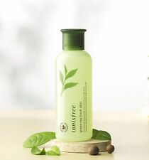 Innisfree green tea fresh skin toner - 200ml (Free Shipping)