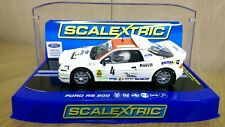 SCALEXTRIC C3305 Ford RS200 Antonio Zanini No.4