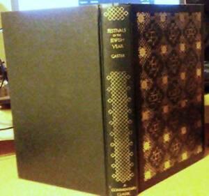 FESTIVALS OF JEWISH YEAR: A MODERN INTERPRETATION, Theodor H. Gaster