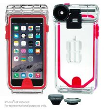 Body Glove Optrix Apple iPhone 5/5s/SE 2 Lens Action Camera Kit Waterproof Case