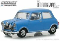 GREENLIGHT 86549 86550 or 86551 AUSTIN MINI the ITALIAN JOB blue red white 1:43