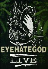 EYEHATEGOD LIVE NEW DVD Pantera Corrosion Of Conformity EHG Pantera New Orleans
